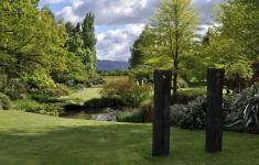 Flaxmere Gardens Hawarden South Island of NZ