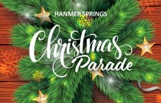 Hanmer Springs Christmas Parade 2019