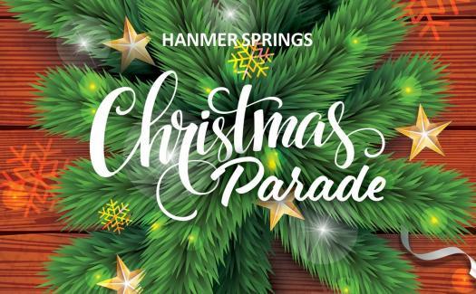 Hanmer Springs Christmas Parade 2019