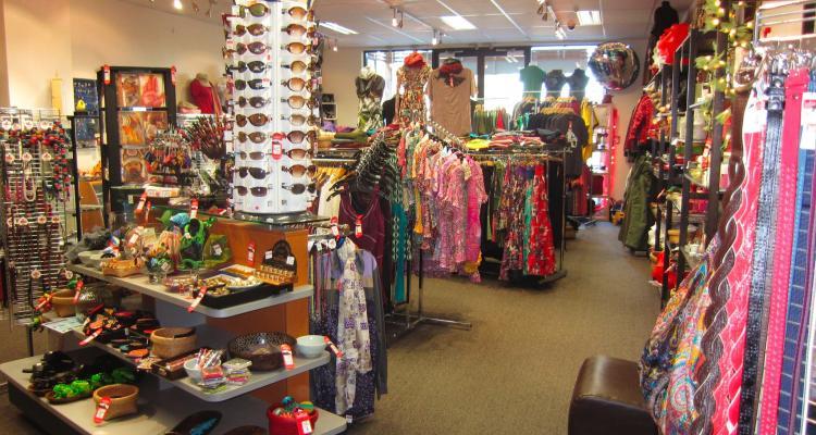 Ula shop in Hanmer Springs