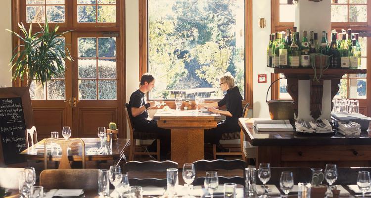 pegasus bay winery restaurant